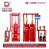 Система противопожарного оборудования газа оптового качества автоматическая 70-180L FM200 фабрики