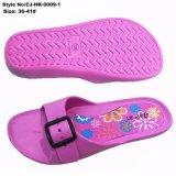 Nueva moda zapatillas Unisex para el último diseño zapatillas