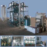 Специально для экспорта зерна пшеницы кукурузоуборочной жатки для кукурузы фрезерования служившем мельницей Китая на заводе (10t)
