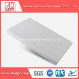 Peinture métallisée 20 ans de garantie de panneaux muraux de revêtement en aluminium pour mur Mur/hall ascenseur