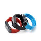 T09 comerciano i Wristbands all'ingrosso astuti dell'inseguitore di attività del braccialetto del silicone di sport RFID