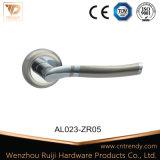 La quincaillerie de portes de meubles en aluminium en zamak Poignée de verrouillage du levier de verrouillage (AL017-ZR05)