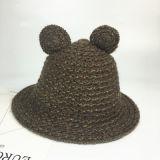 Горячий шлем повелительниц шлема зимы шерстей способа сбывания