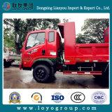 Sinotruk Cdw caminhão de Tipper do caminhão de descarga da luz de 16 toneladas
