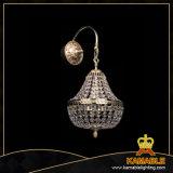 Da cabeceira luxuosa do corredor do hotel luz decorativa da parede (KA2161-1-20 G)