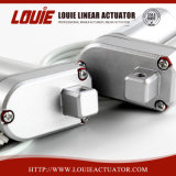 Peso ligero y compacto de actuador lineal la estructura de 24V