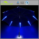 Миниый размер 19inch 8K ягнится популярный светлый зонтик на темный вечер