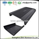China-fabrikmäßig hergestellter Aluminiumkühlkörper für Audioauto-Gussteil