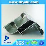 6063 a personnalisé le type neuf de Guinée équatoriale de modèles de profil de guichet en aluminium