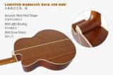 Guitarra baixa elétrica acústica de 4 cordas com preço de grosso