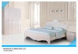ホーム寝室の家具のための北欧の白く簡単なワードローブ