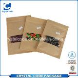 Qualität mit konkurrenzfähiger Preis-Reißverschluss-Papierbeutel
