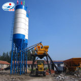 Prix concret de traitement en lots concret de centrale de malaxage d'usine de Jinsheng Hzs50
