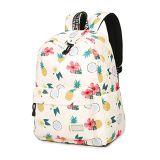 Sac à dos en polyester fabrication OEM filles sac Book Bag