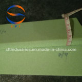 Gomma piuma perforata e scanalata di memoria del PVC per i velivoli