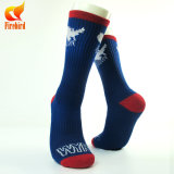 Form-Art-China-Sports kundenspezifisches Mann-Gefäß Socken