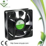 Ventilador de refrigeração sem escova da C.C. da estática elevada Pressure12038 de Xinyujie 120X120X38mm