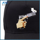 Sombrero de la gorra de béisbol de la insignia del bordado de los deportes