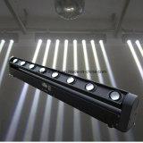 CREE 10W weißer LED linearer Träger-bewegliche Hauptstab-Wäsche-Stadiums-Effekt-Lichter