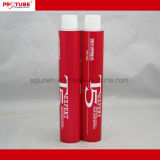 毛カラークリームのための空アルミニウム装飾的な管か圧搾の管