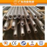 Profil rond employé couramment d'alliage d'aluminium de qualité