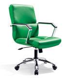 Зеленый прочный Cleanable стул игры гостя стола с подлокотником