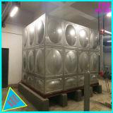 De roestvrij staal Geprefabriceerde Tank van de Opslag van het Water