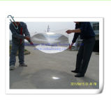 lente ótica acrílica do foco PMMA Fresnel de 1300mm para o fogão solar