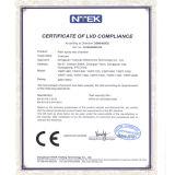 Beweis-Prüfungs-Maschine des Hersteller-LED helle des Regen-Ipx4