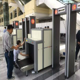 Machine de scanner de criblage de rayon de l'inspection X de bagages d'aéroport