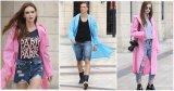 EVA 비옷 비 판초 남녀 공통 비옷 재사용할 수 있는 비옷