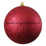 クリスマスのきらめきの球