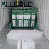 シーフードの記憶のためのAllcold Fob価格のブロックの製氷機