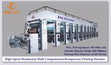 Mechanische Hochgeschwindigkeitsmittellinien-computergesteuerte Zylindertiefdruck-Drucken-Selbstmaschine (DLY-91000C)