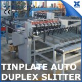 Automatischer Zinnblech-Duplex-Slitter für die Blechdose-Herstellung