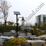 15W 3.8-4.3m hohes Solargarten-Licht (DZ-TT-203)