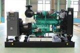 Gerador Diesel silencioso do Sell 100kVA da fábrica com Ce (GD100*S)