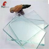 Haut de la qualité pour la construction de verre flotté clair