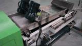 Einzelne Schraube, die Maschine für weichen Plastik verbindet und aufbereitet