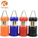 Nouveau design d'urgence Camping lumière LED lanterne en plein air