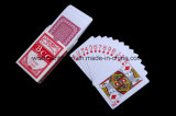 92 Plástico Bcg jogando cartas/PVC Cartas de jogar póquer