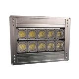 Luz de Túnel LED sem cintilação com controle de brilho.