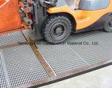 Le PRF Lave-auto-de-chaussée, GRP grincement des allées, plancher en fibre de verre caillebotis.