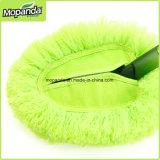 Зеленая сыпня 100%Microfiber с спрейером воды