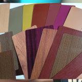 家具のためのよく装飾的な木製の穀物の熱伝達のスプレーの粉のコーティング