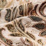 100%Polyesterジャカードソファーの家具製造販売業のシュニールの織布