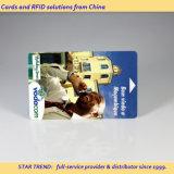 Inn Key Card com tarjas magnéticas de plástico feitas