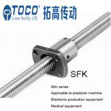 DIN69051 Linear Ball Screw with Nut for Sale