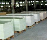 Comitati di parete di superficie solidi acrilici di pietra artificiali all'ingrosso dell'acquazzone di Corians, strato di superficie solido acrilico artificiale