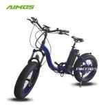 Foding 20inch elektrisches Fahrrad 250W im heißen Verkauf